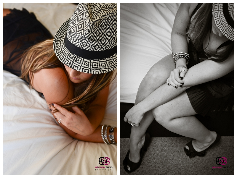 Sexy Chicago Boudoir Photography