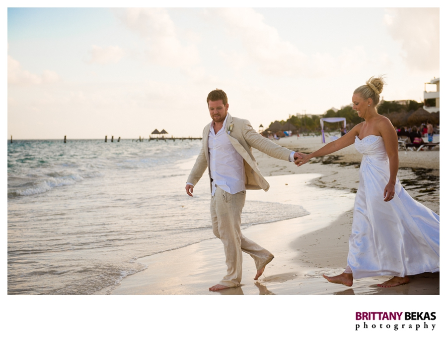 Riviera Maya Trash the Dress | Brittany Bekas Photography
