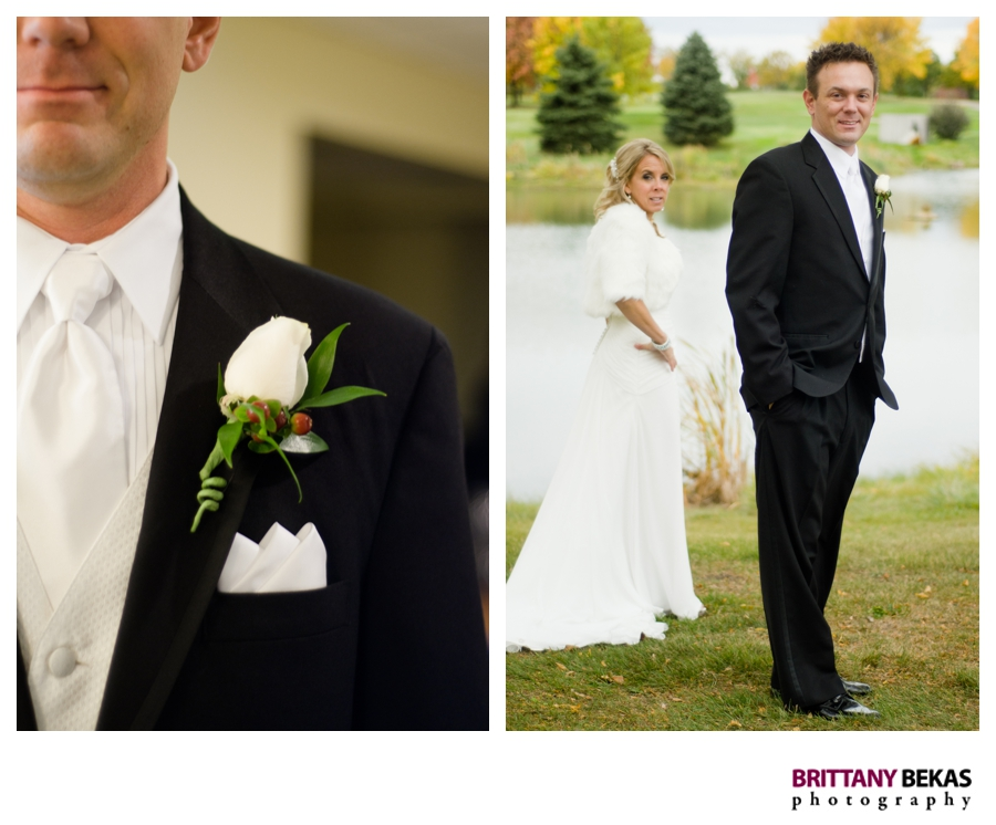 Groom Suit Tux Fashion Ideas | Brittany Bekas Photography