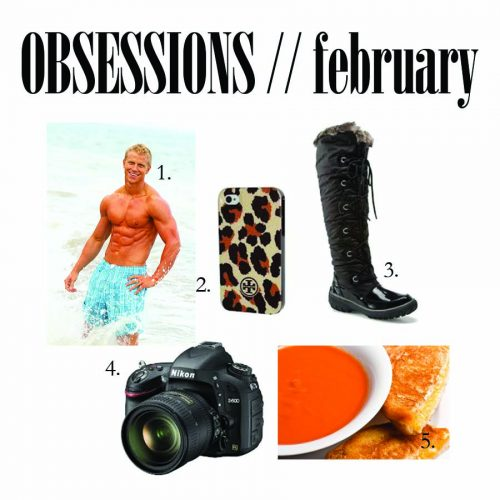 Obsessions February | Brittany Bekas Photography
