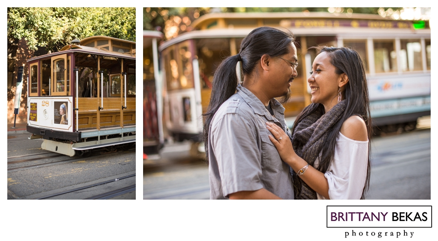 SAN FRANCISCO ENGAGEMENT PHOTOGRAPHY | BRITTANY BEKAS PHOTOGRAPHY | CHICAGO WEDDING PHOTOGRAPHER
