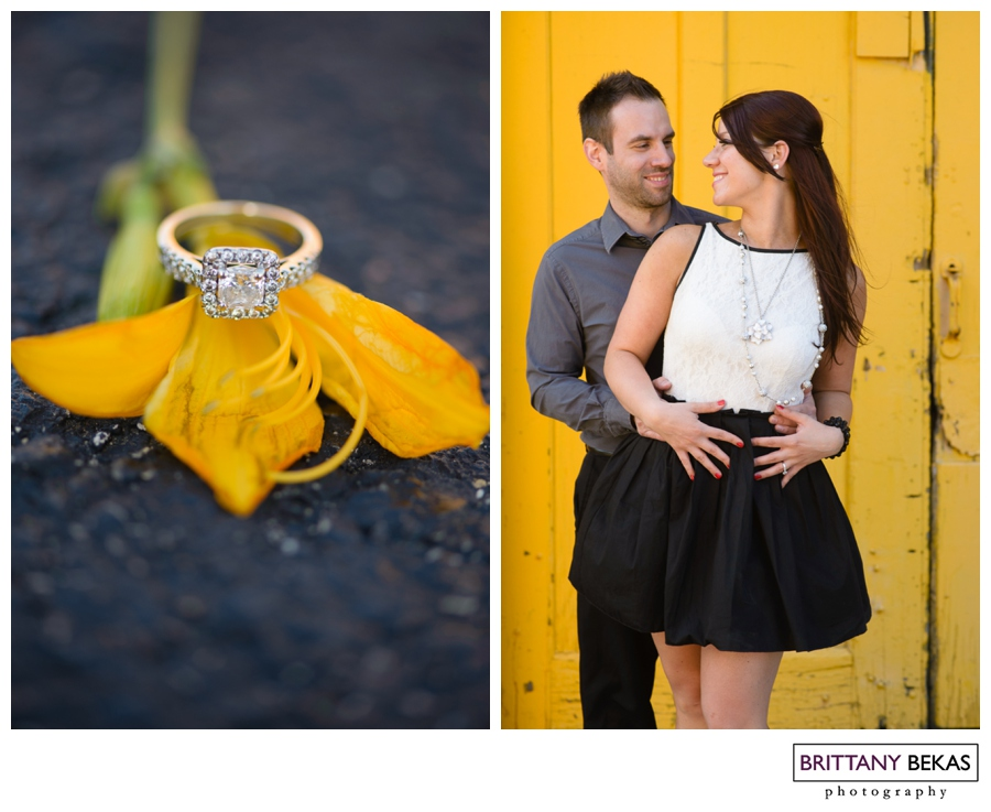 CHICAGO URBAN ENGAGEMENT | BRITTANY BEKAS PHOTOGRAPHY | CHICAGO WEDDING + LIFESTYLE PHOTOGRAPHER