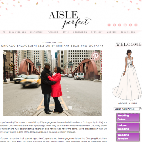 FEATURED // AISLE PERFECT