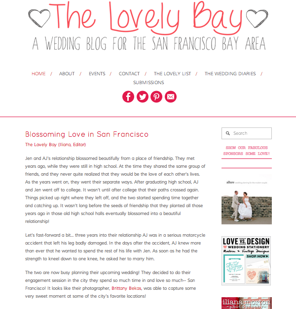 THE LOVELY BAY | BRITTANY BEKAS PHOTOGRAPHY FEATURED | CHICAGO + DESTINATION WEDDING PHOTOGRAPHER