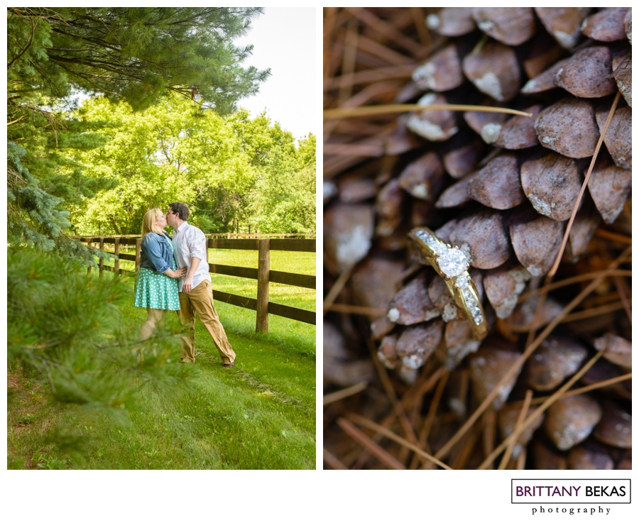 Barrington Engagement | Brittany Bekas Photography | Chicago Wedding + Lifestyle Photographer