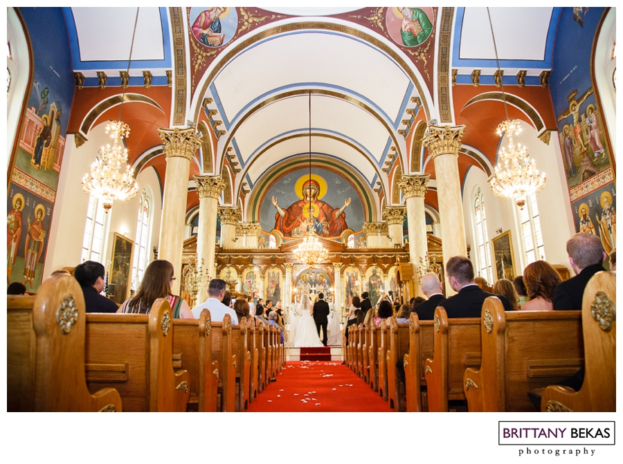 Paris Club + Annunciation Greek Orthodox Chicago Wedding | Brittany Bekas Photography | Chicago + destination wedding photographer