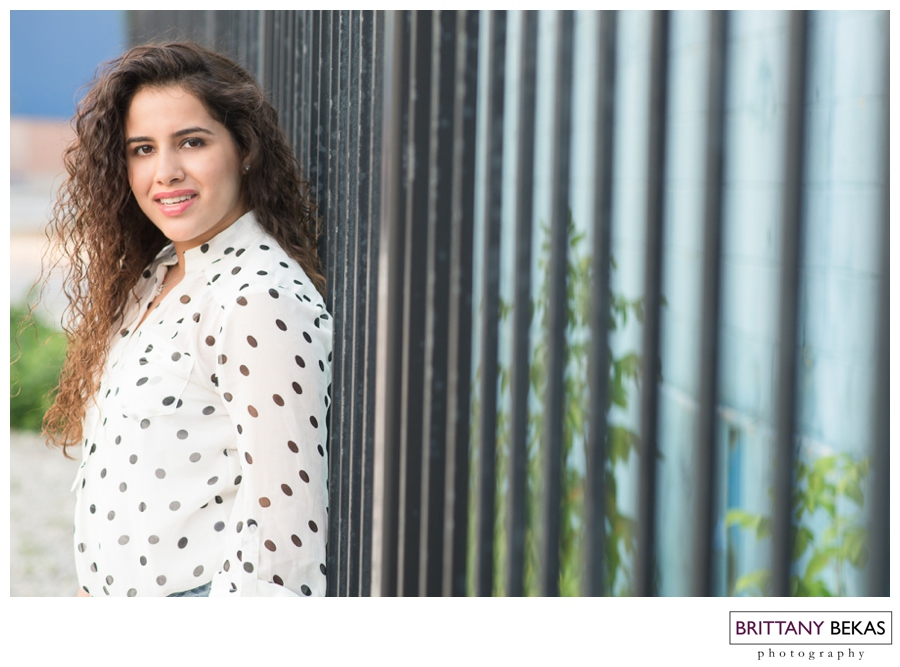 Vernon Hill High School Senior Chicago | Brittany Bekas Photography | Chicago and destination wedding and lifestyle photographer