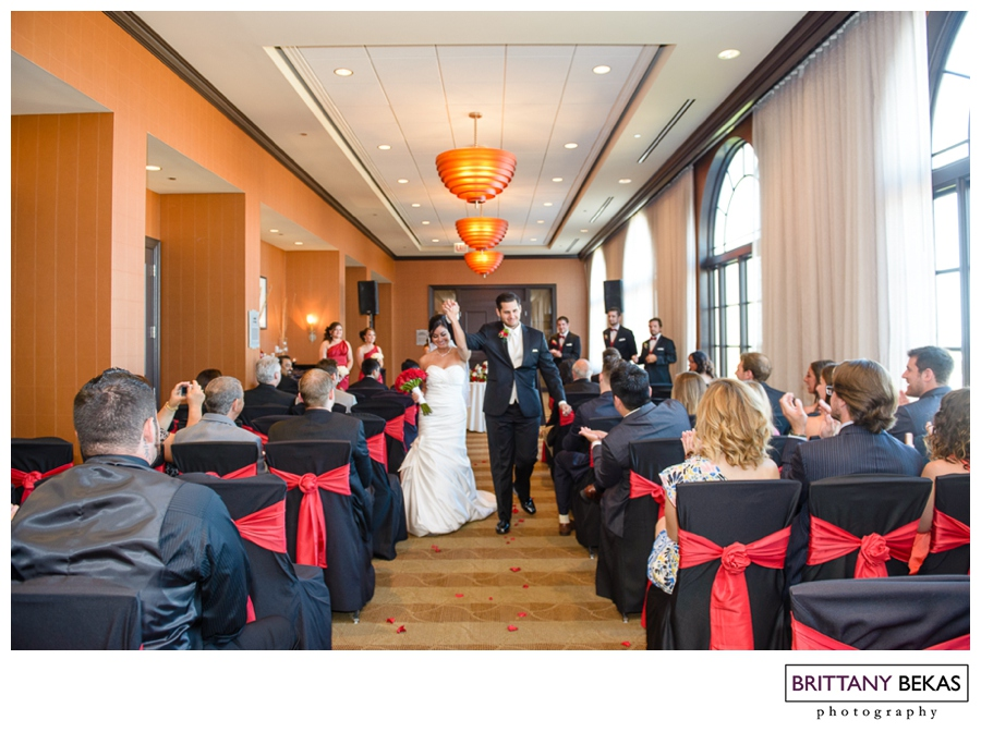 Hotel Orrington Evanston Wedding | Brittany Bekas Photography | Chicago + destination wedding + lifestyle photographer