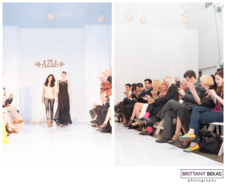 Azza Fashion Show Chicago | Brittany Bekas Photography