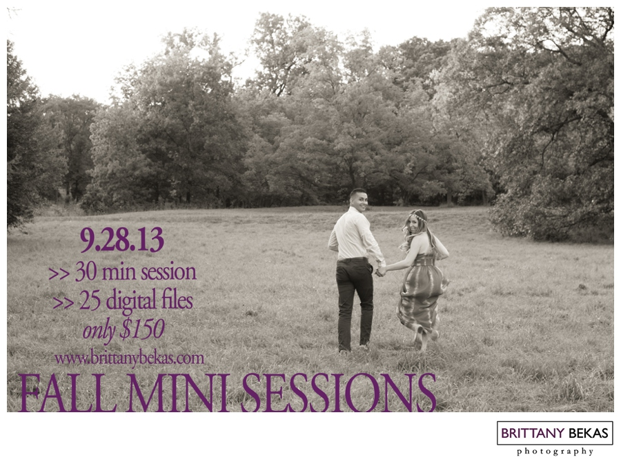 Chicago Lifestyle Phtogaphy | Fall Mini Sessions