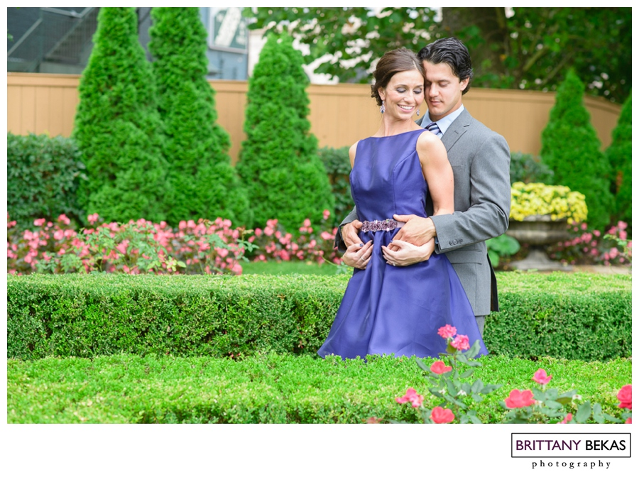 St Charles Hotel Baker Engagement // Brittany Bekas Photography // Chicago Wedding and Lifestyle Photographer
