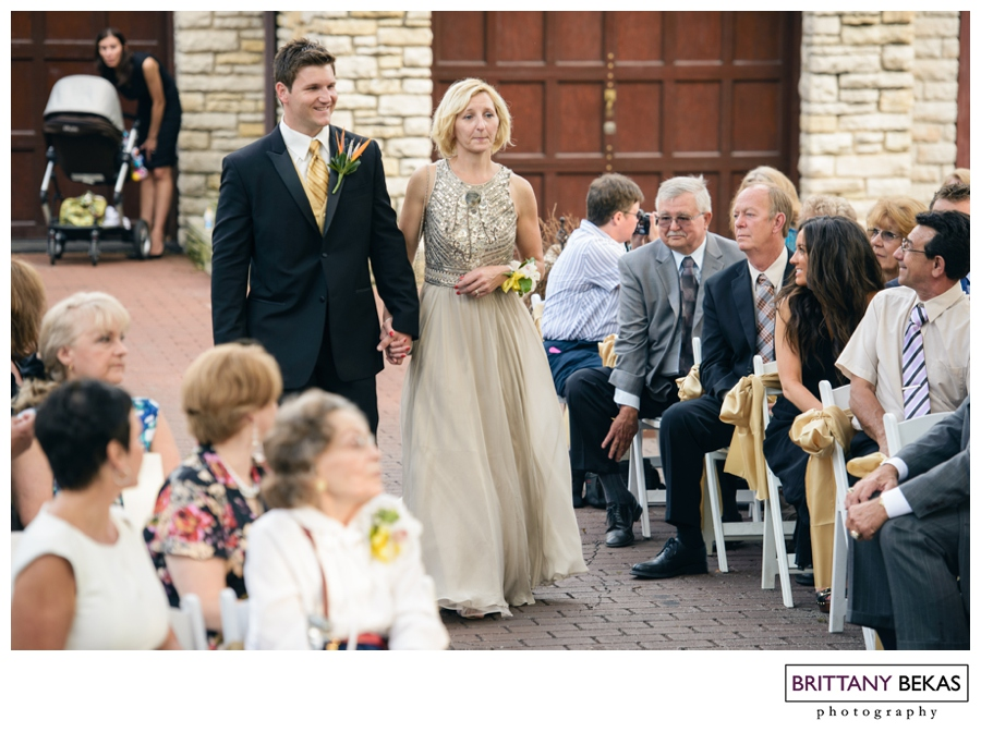 Meyer's Castle Indiana Wedding // Brittany Bekas Photography // Chicago + destination wedding photographer