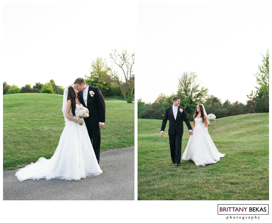 Ruffled Feathers Lemont Chicago Wedding // Brittany Bekas Photography // Chicago + destination wedding photographer
