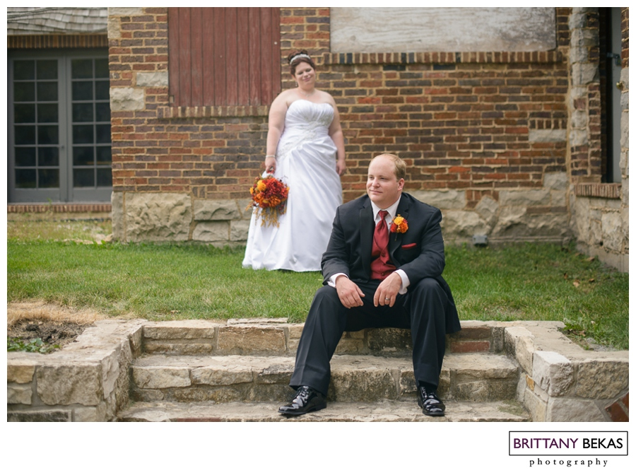 Katherine Legg Lodge + Naper Settlement Naperville Wedding // Brittany Bekas Photography // Chicago wedding + destination photographer