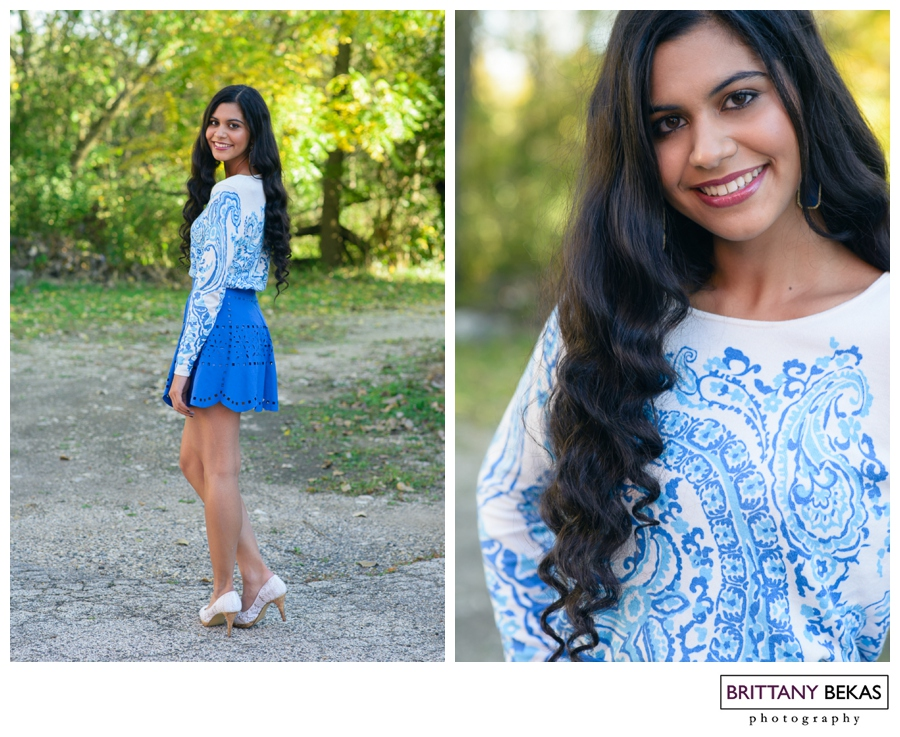 Stevenson High School Senior // Brittany Bekas Photography //  Chicago high school senior photographer