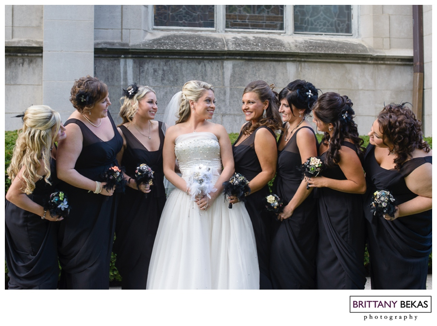 Oak Park Carlton Wedding // Brittany Bekas Photography // Chicago + destination wedding photographer