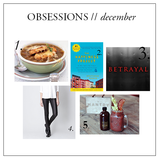 Brittany Bekas Photography // Obsessions // Decemeber