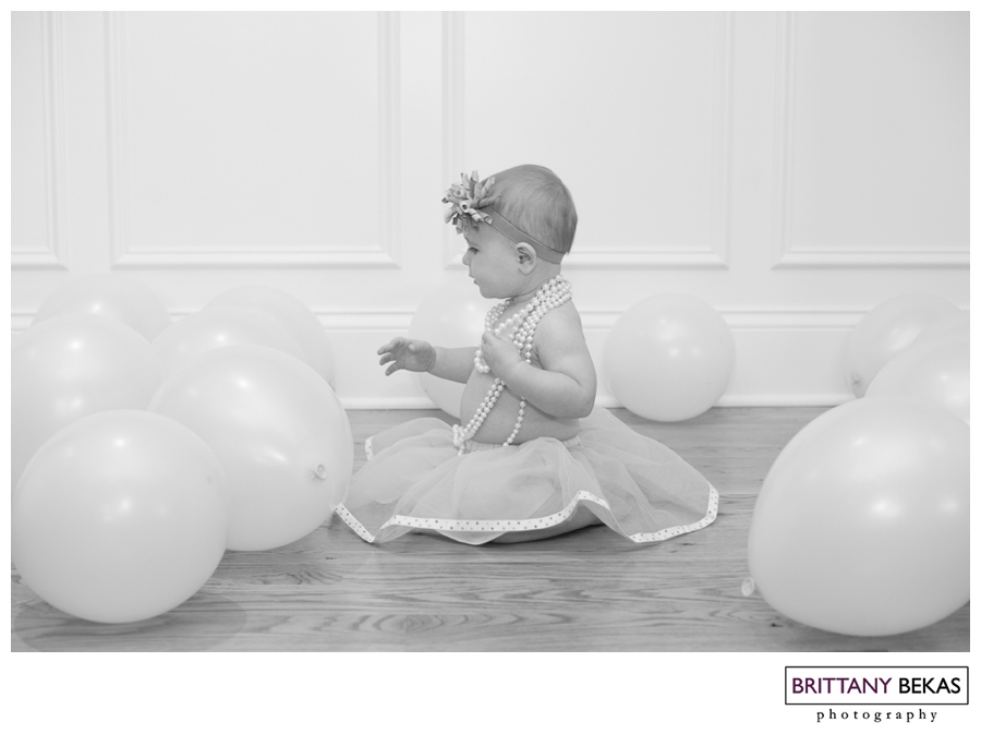 Chicago First Birthday // Brittany Bekas Photography