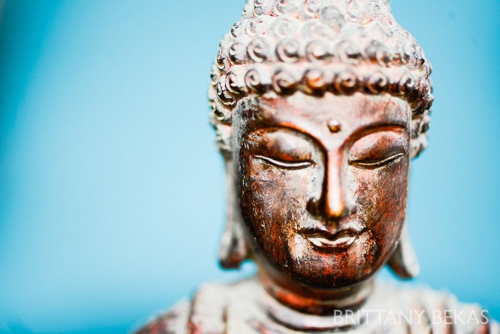 Buddha // Brittany Bekas Photography // Chicago + Lifestyle wedding photographer
