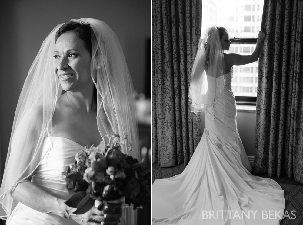 Chicago Intercontinental Wedding // Brittany Bekas Photography - www.brittanybekas.com // Chicago + destination wedding photographer