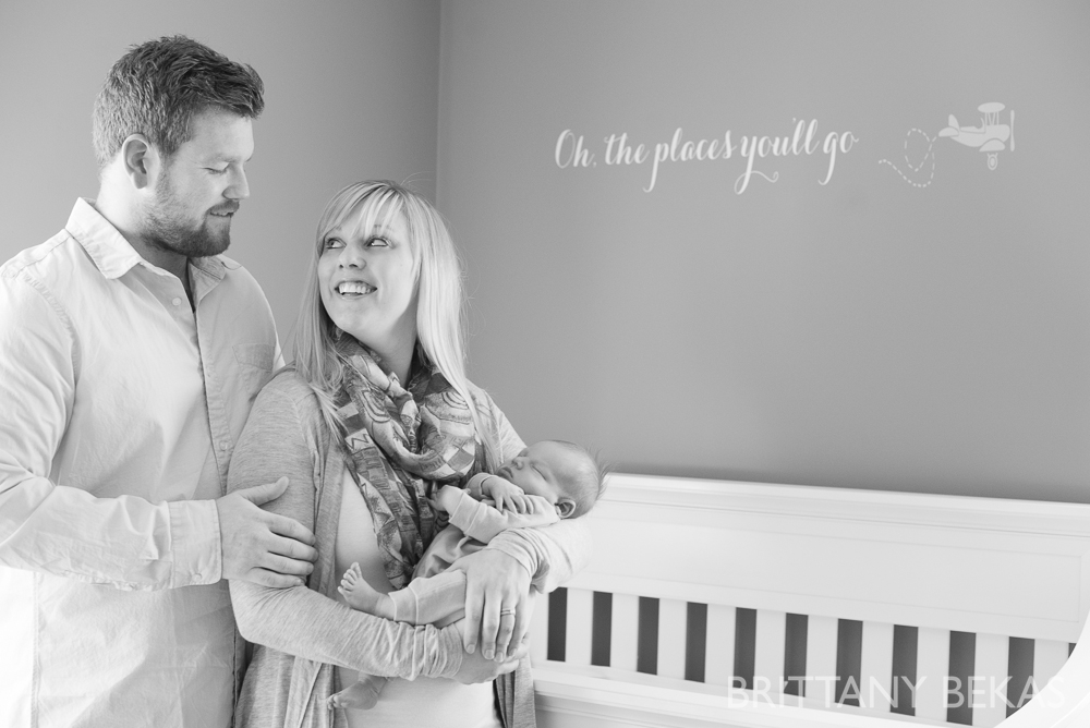 chicago newborn photography // colin // brittany bekas photography // www.brittanybekas.com