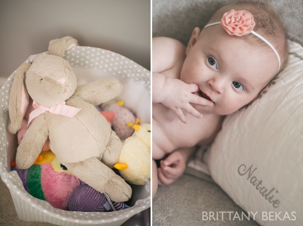 Chicago baby 4 month // Brittany Bekas Photography // www.brittanybekas.com