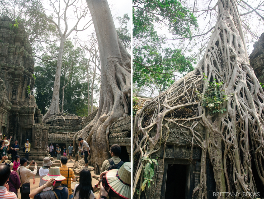 Siem Reap, Cambodia + Angkor Wat in photographs // brittany bekas photography // www,brittanybekas.com