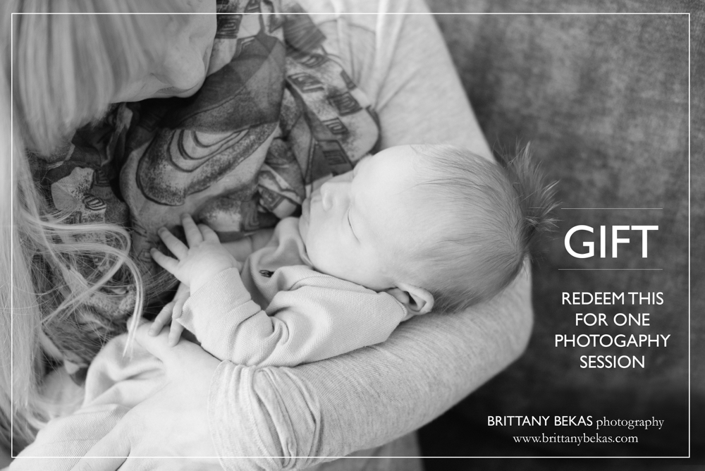 MOTHER'S DAY GIFT CARD PROMOTION // brittany bekas photography // www.brittanybekas.com // lifestyle photographer based in Chicago