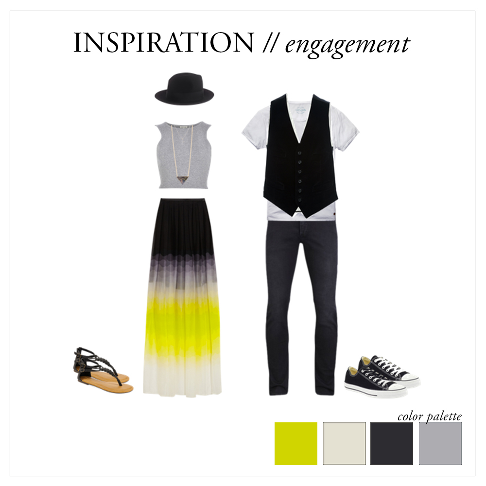 what to wear to an engagement session // brittany bekas photography - www.brittanybekas.com // wedding and lifestyle photographer based in chicago, illinois