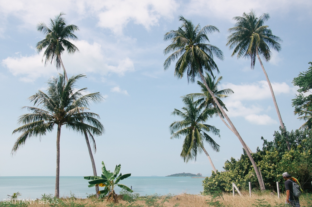 thailand islands ko samui // brittany bekas photography