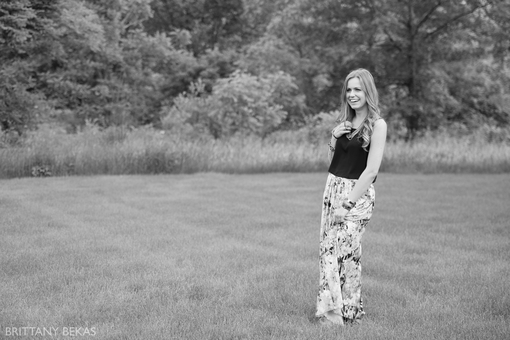 wheaton senior session // brittany bekas photography - www.brittanybekas.com