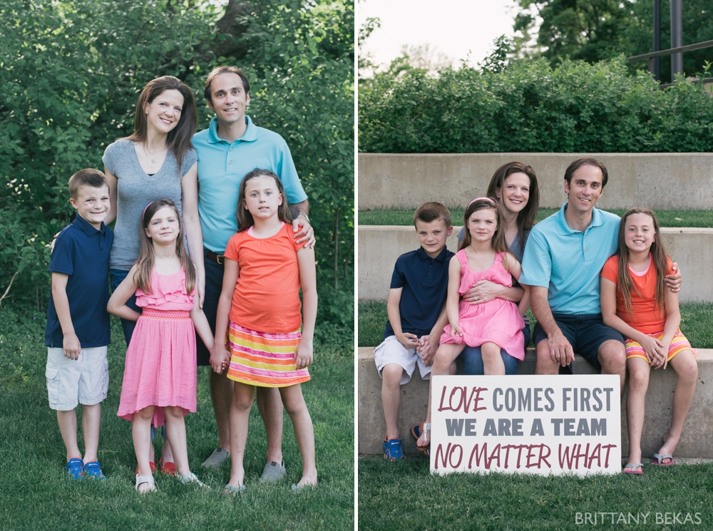 naperville family + engagement session // brittany bekas photography - www.brittanybekas.com