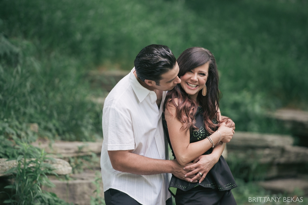 Alfred Caldwell Lily Pool Chicago Engagement Photos - Brittany Bekas Photography_0009