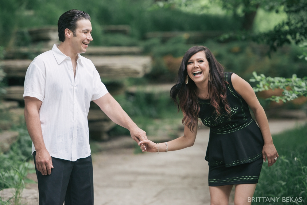 Alfred Caldwell Lily Pool Chicago Engagement Photos - Brittany Bekas Photography_0028