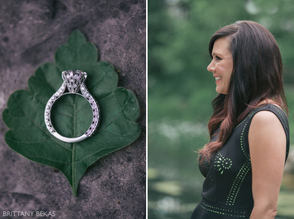 Alfred Caldwell Lily Pool Chicago Engagement Photos - Brittany Bekas Photography_0029