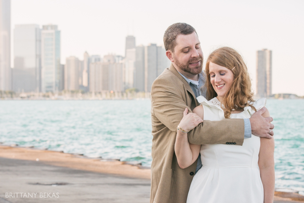 Chicago Engagement Adler Planetarium Engagement Photos_0005