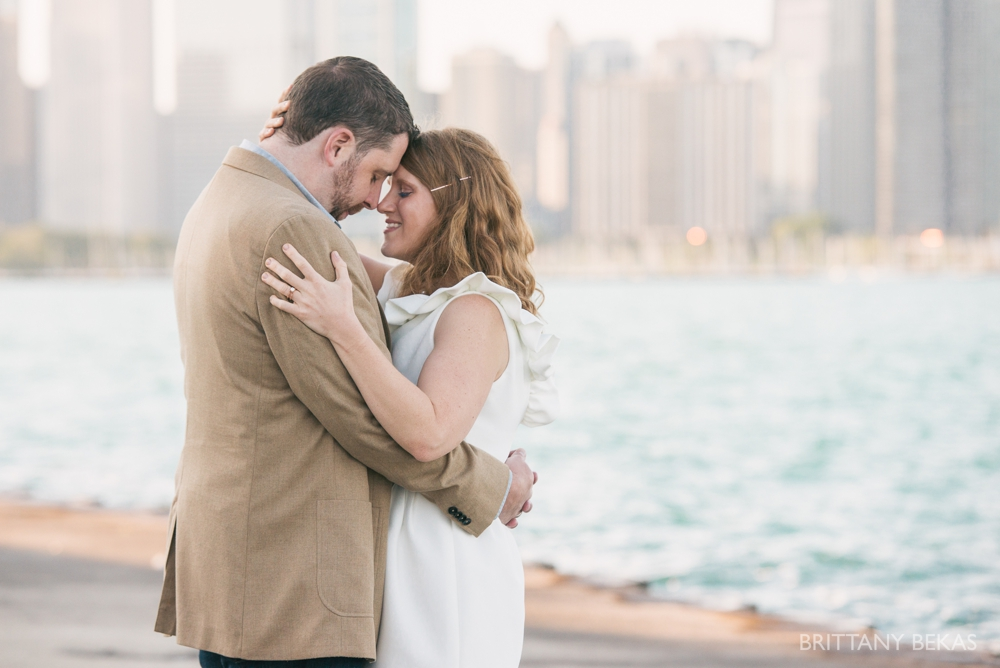 Chicago Engagement Adler Planetarium Engagement Photos_0011