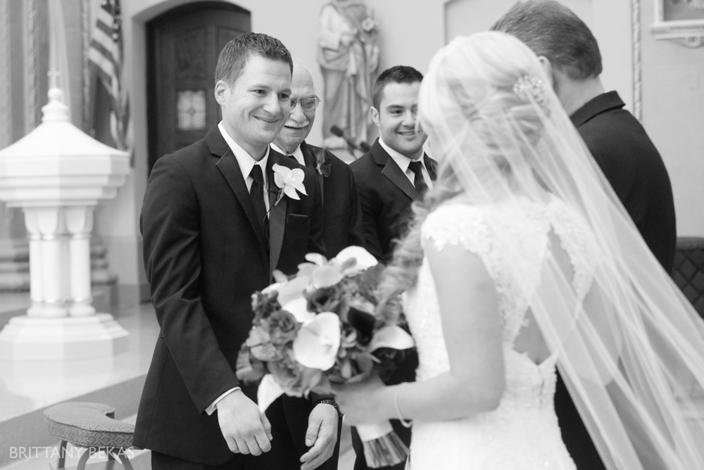 Chicago Wedding St. Cryil Methodius + Ruffled Feathers Wedding Photos_0013