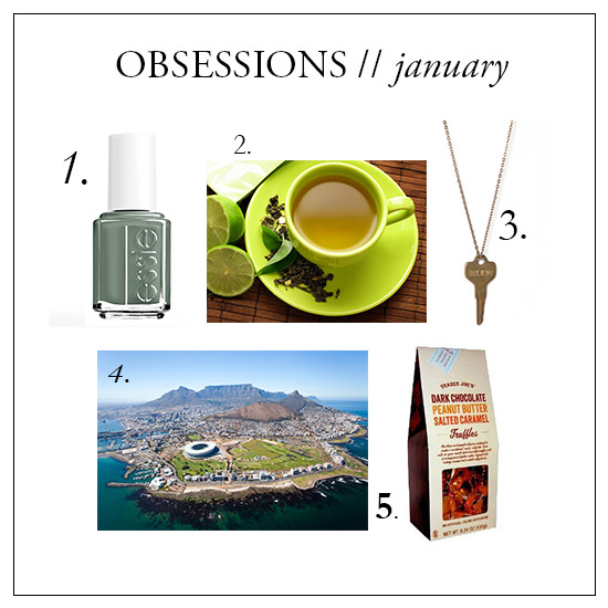 Brittany Bekas Photography // Obsessions January