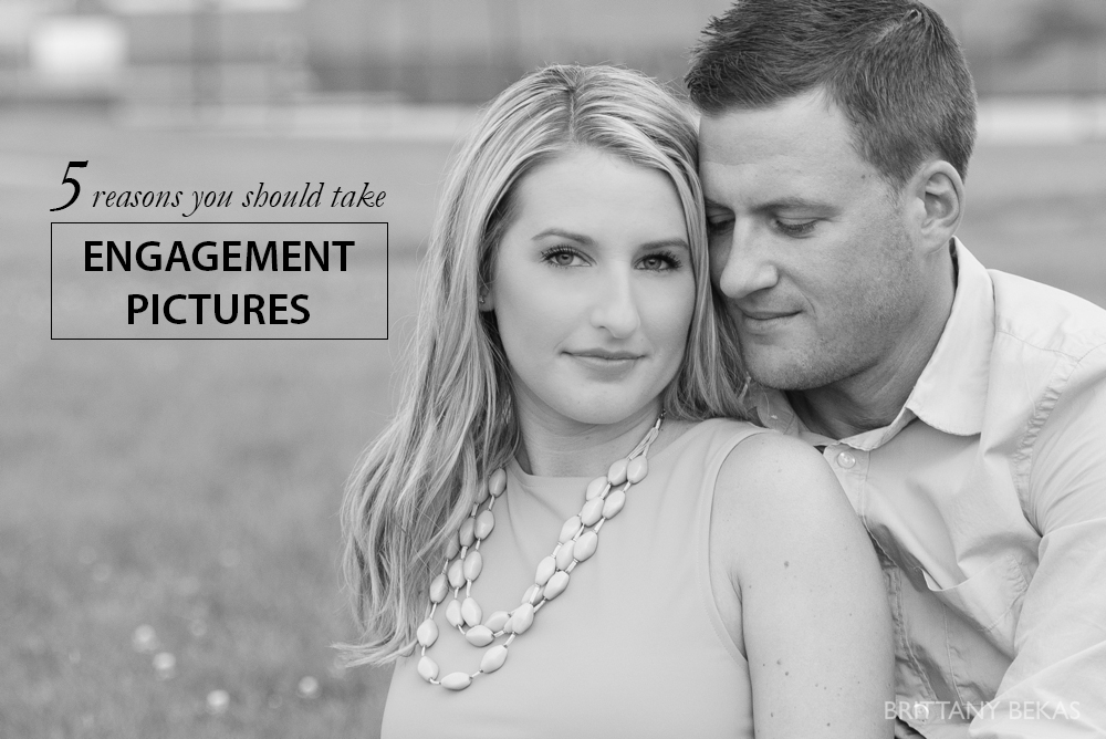 5 Rasons You Should Take Engagement Pictures