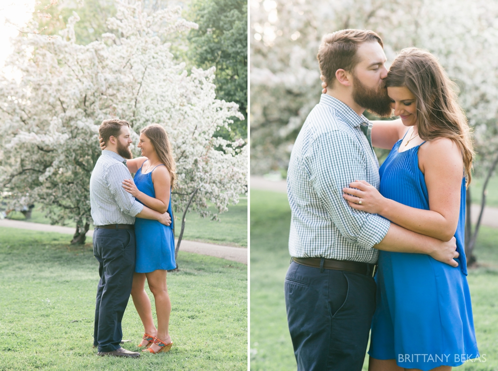 Chicago Engagement Lincoln Park Engagement Photos - Brittany Bekas Photography_0006