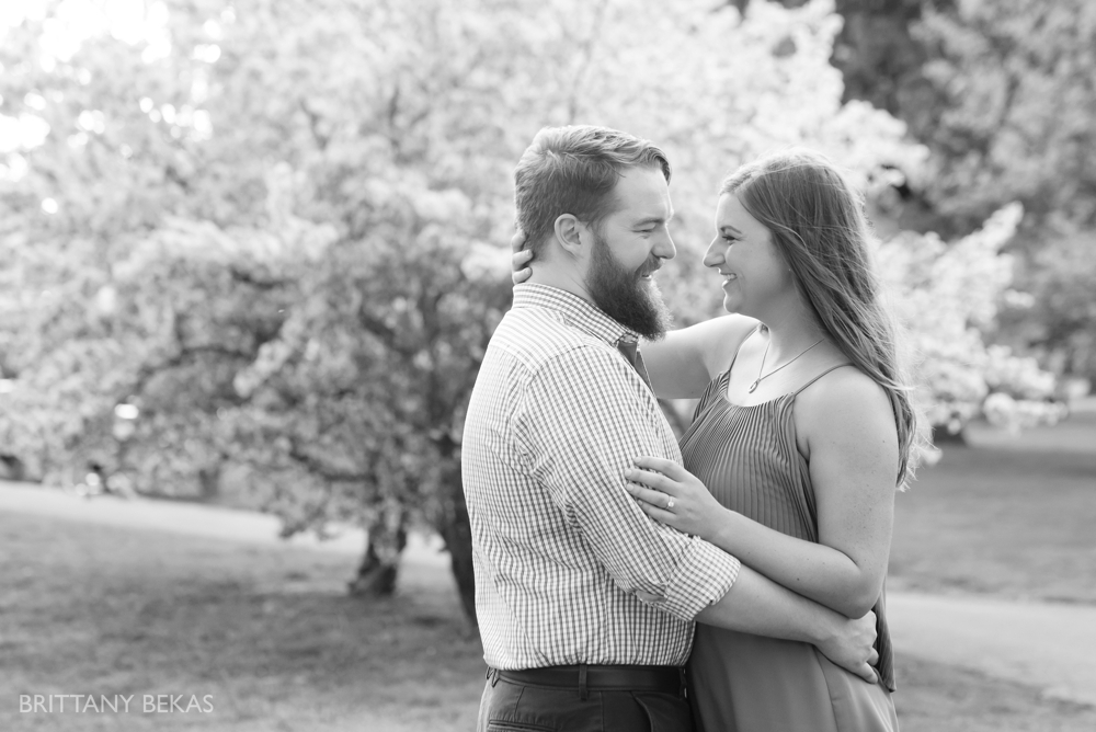 Chicago Engagement Lincoln Park Engagement Photos - Brittany Bekas Photography_0007