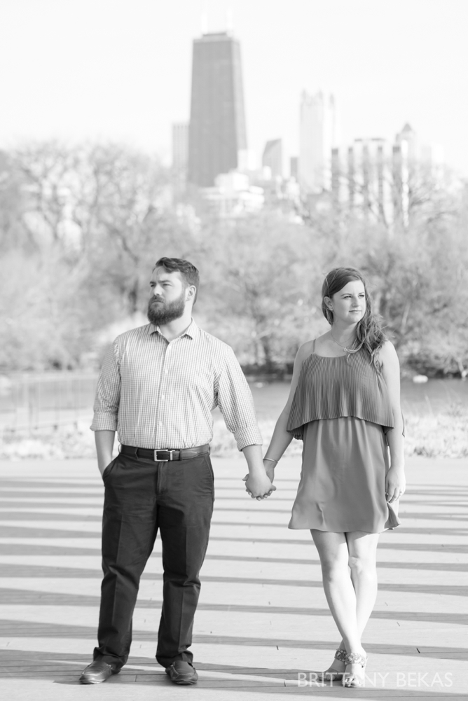 Chicago Engagement Lincoln Park Engagement Photos - Brittany Bekas Photography_0014