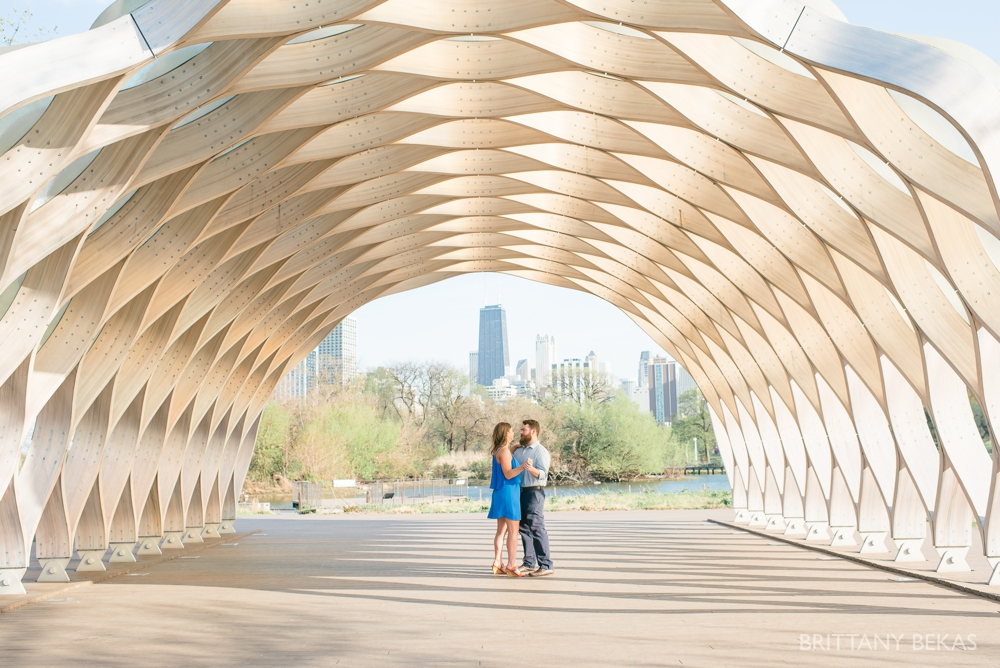 Chicago Engagement Lincoln Park Engagement Photos - Brittany Bekas Photography_0016