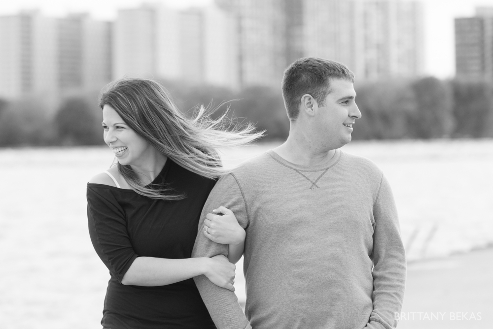 Chicago Engagement Montrose Harbor Engagement Photos - Brittany Bekas Photography_0006
