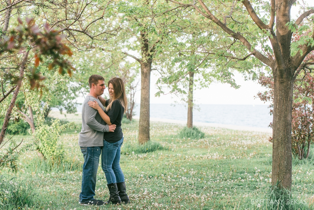 Chicago Engagement Montrose Harbor Engagement Photos - Brittany Bekas Photography_0010