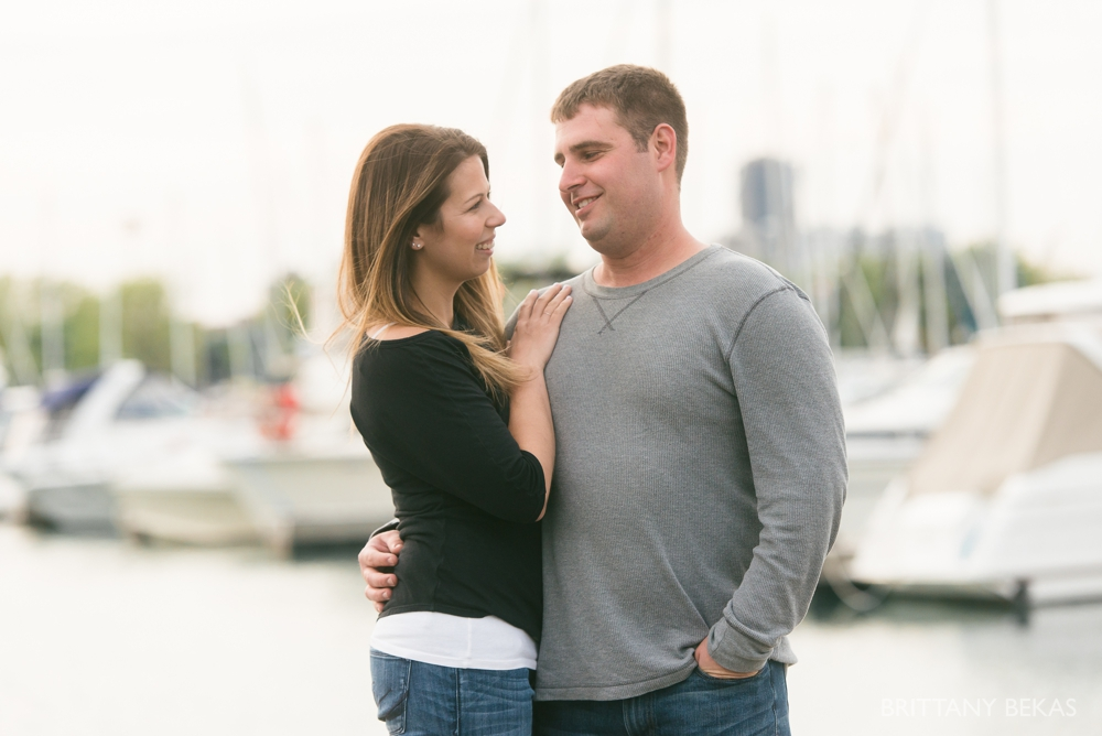 Chicago Engagement Montrose Harbor Engagement Photos - Brittany Bekas Photography_0011