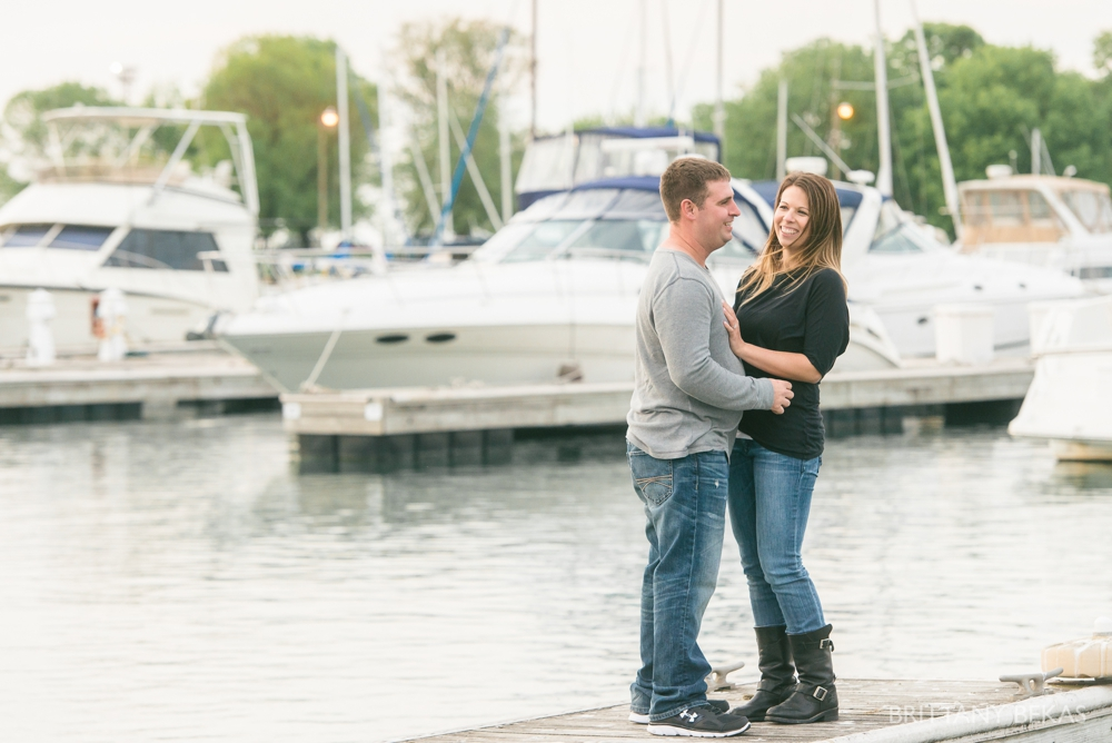 Chicago Engagement Montrose Harbor Engagement Photos - Brittany Bekas Photography_0014
