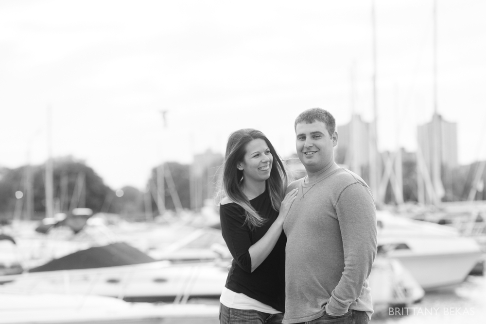 Chicago Engagement Montrose Harbor Engagement Photos - Brittany Bekas Photography_0017