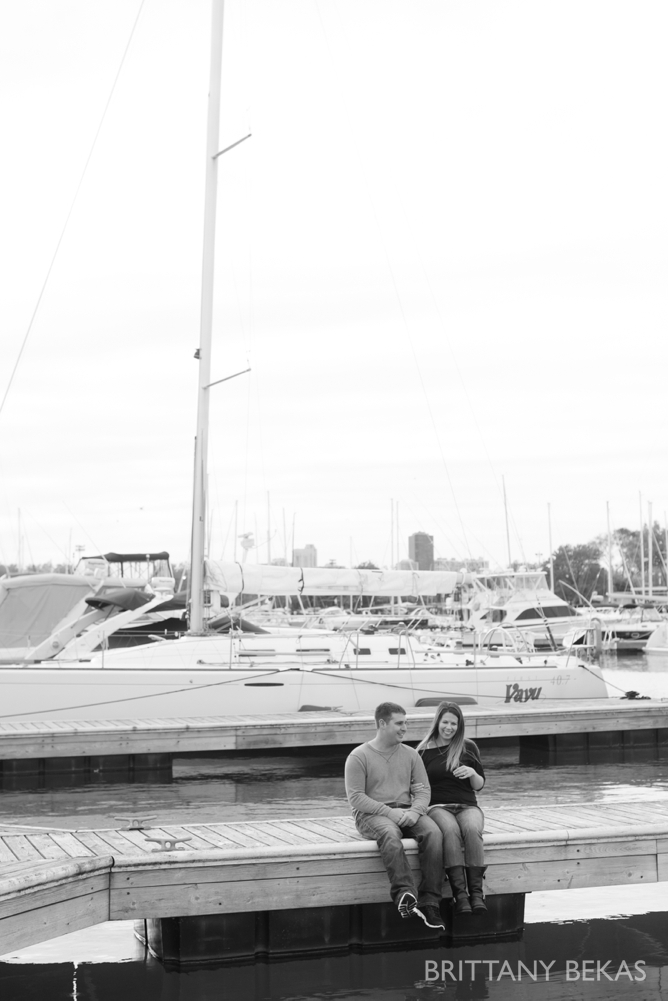 Chicago Engagement Montrose Harbor Engagement Photos - Brittany Bekas Photography_0018